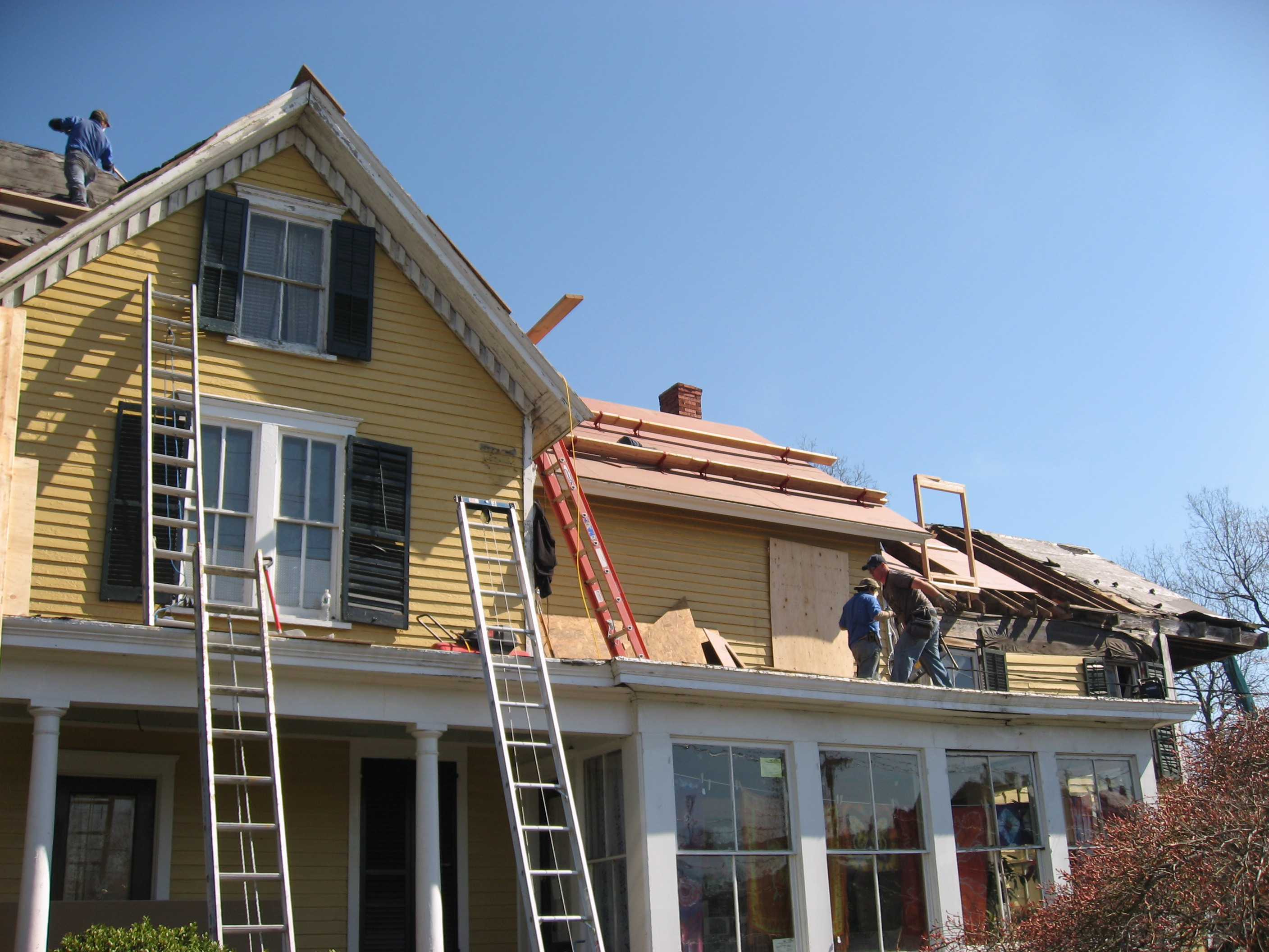 Pictures of exterior home remodeling contractors in new jersey for New home construction south jersey