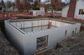 ICF insulated concrete foundations in Massachusetts, New York NY, Connecticut, Rhode Island, New Hampshire and Vermont.